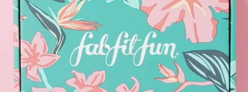 FabFitFun Summer 2019 Box FULL SPOILERS + Coupon!