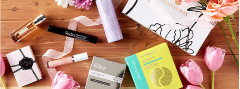 Glossybox Coupon – BOGO FREE Mother's Day Limited Edition Boxes!