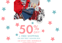 Kidpik Memorial Day Sale – Get 50% Off Your First Box!