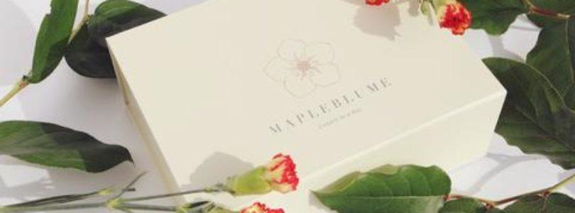 Mapleblume coupon