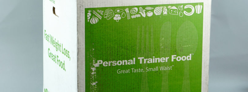 Personal Trainer Food Review + Coupon!