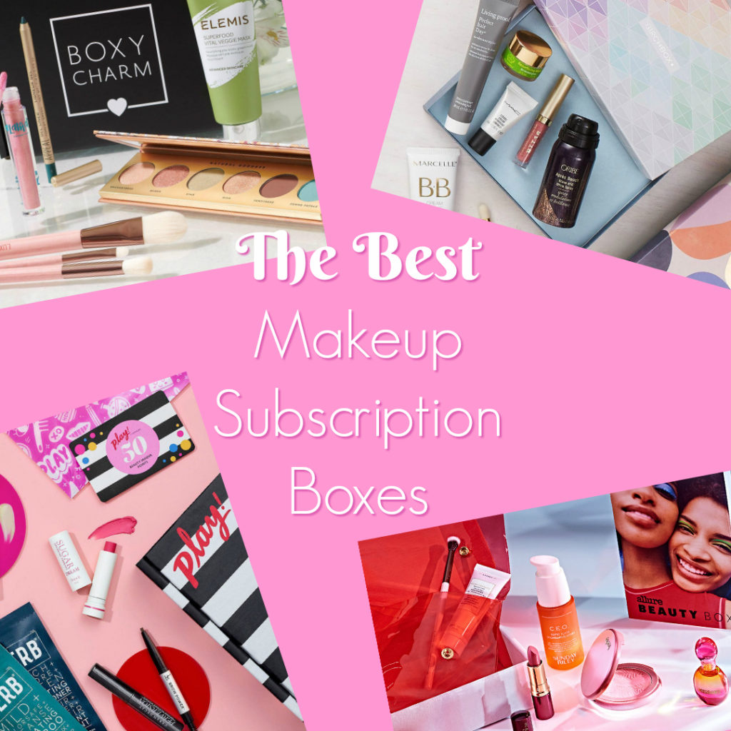 The Best Makeup Subscription Boxes