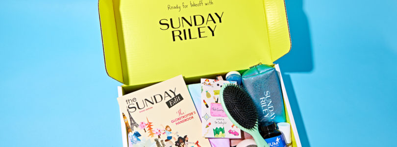 Sunday Riley Limited Edition Travel Box FULL SPOILERS!