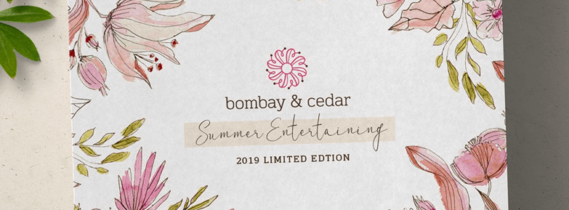 Bombay & Cedar Summer 2019 Limited Edition Box Spoilers #1-#5 + Coupon