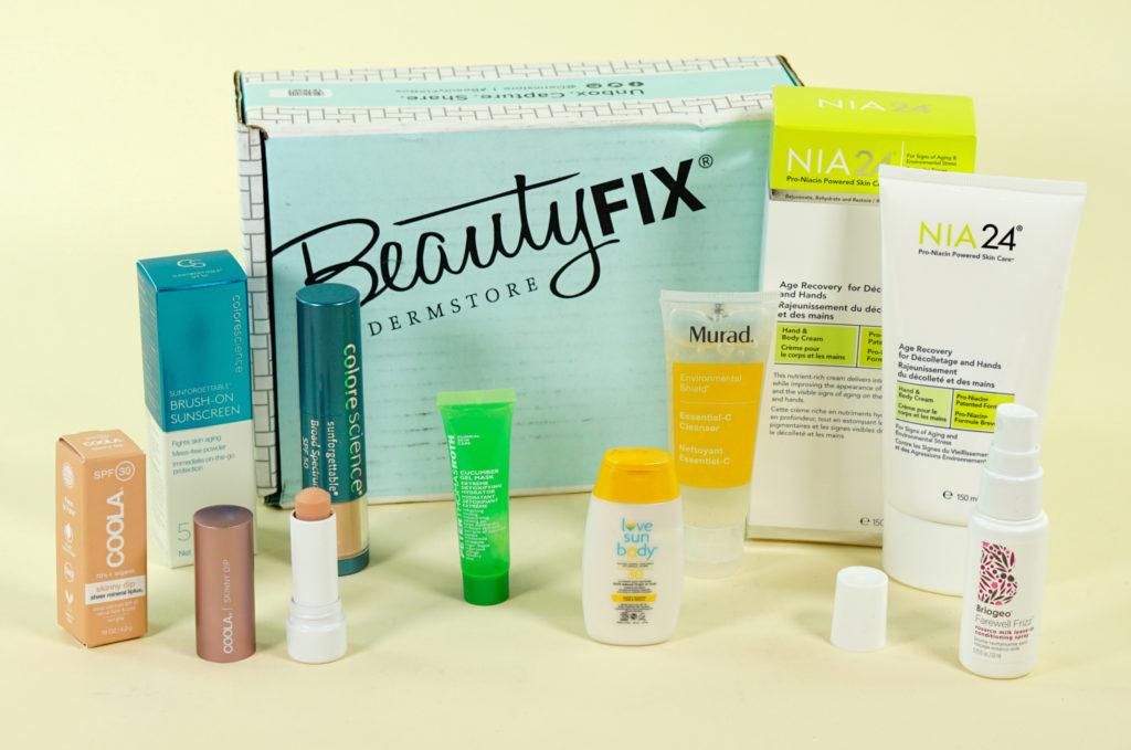 Beautyfix Review June 2019 Savvy Subscription