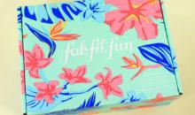 FabFitFun Summer 2019 Box Review + Coupon!