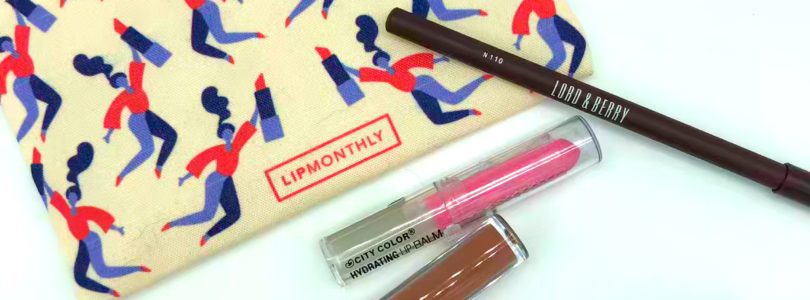 Lip Monthly Review + Coupon – May 2019