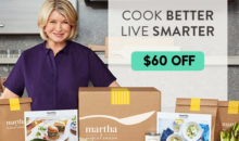 Martha & Marley Spoon Coupon – Save $60 Off Your First Four Boxes!