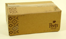 Peet's Coffee Box Review + Coupon – June 2019