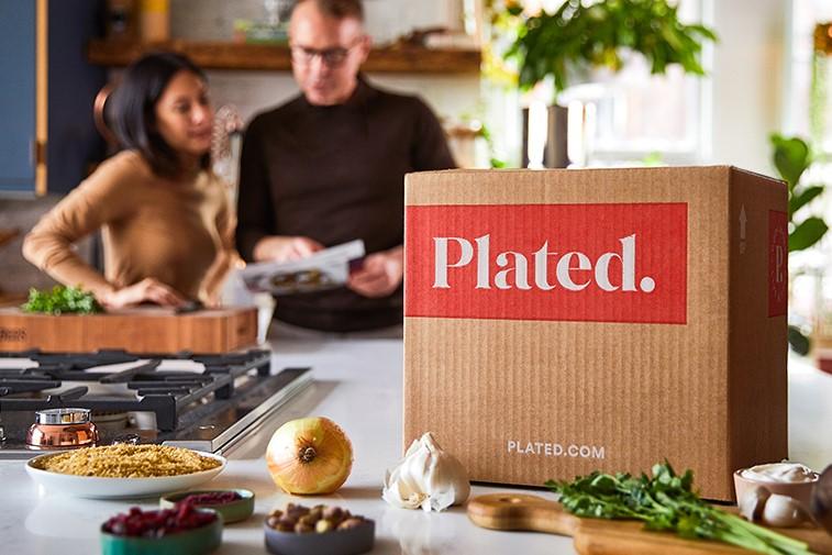 Plated box