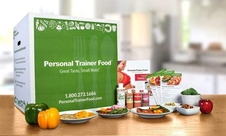 coupon personal trainer food