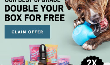 Super Chewer Coupon – Double Your First Box Free!
