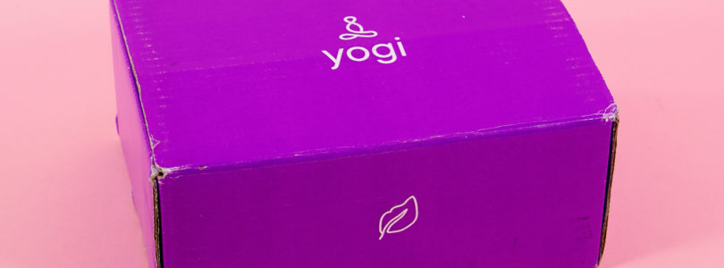 Yogi Surprise Lifestyle Box Review + Coupon – May 2019