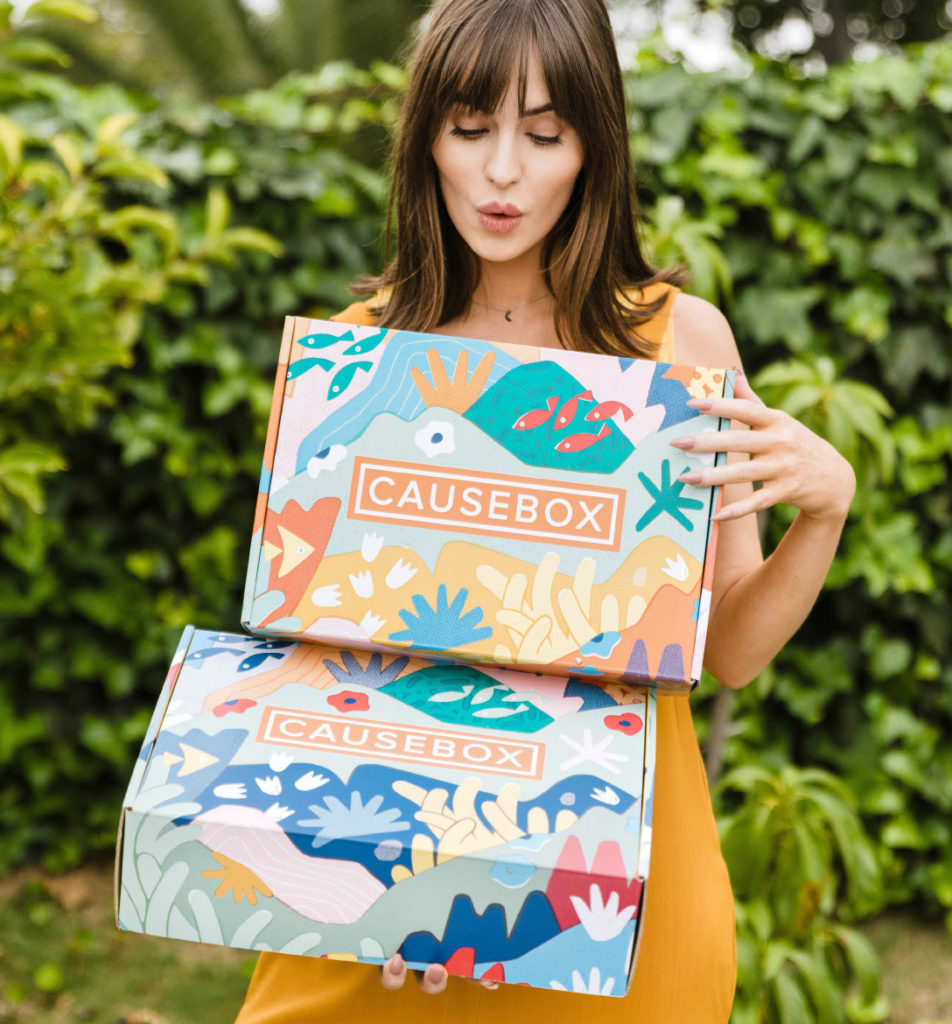 Causebox Summer Welcome Box Spoilers