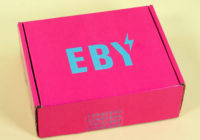EBY x Arielle Charnas Limited Edition Box Review + Coupon!