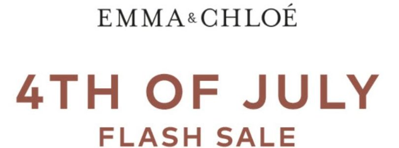Emma & Chloe Flash Sale – Get 3 Pieces Of Jewelry FREE with 3 Month Subscription