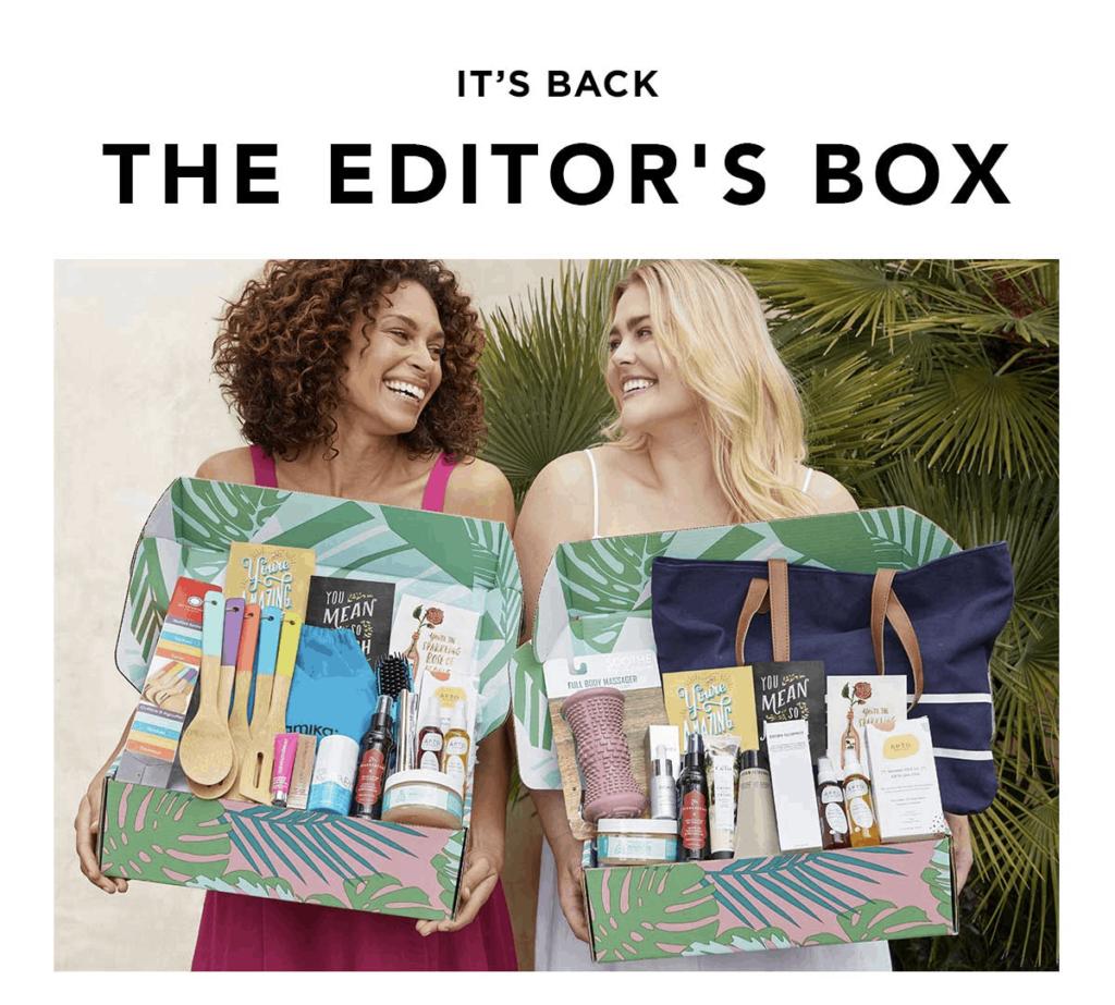 FabFitFun Summer 2019 Editor's Box Spoilers