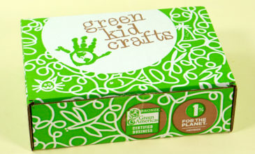 Green Kid Crafts Review + Coupon – June 2019