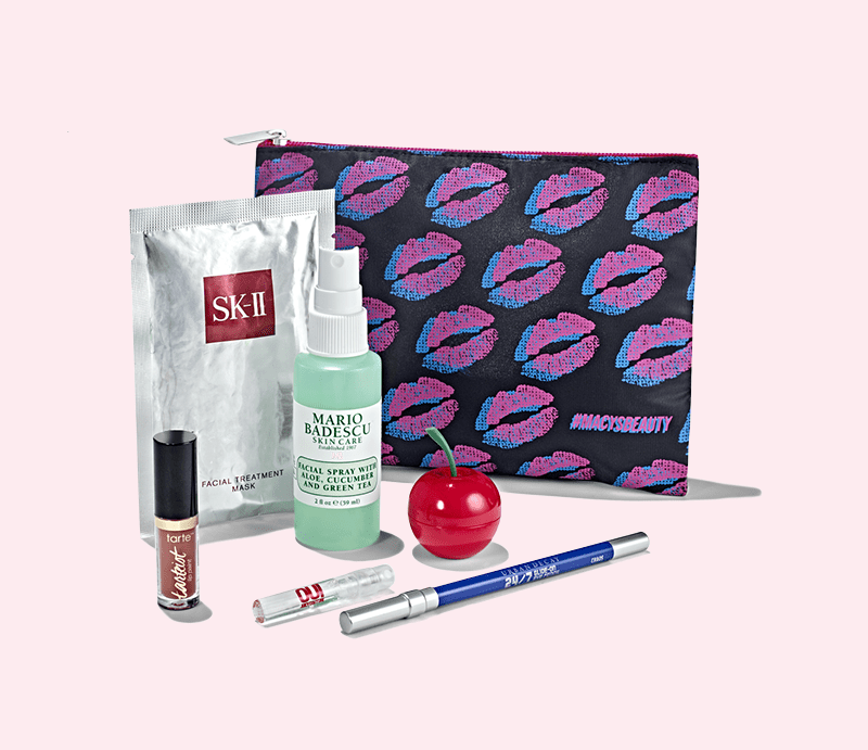 Macy's Beauty Box Review