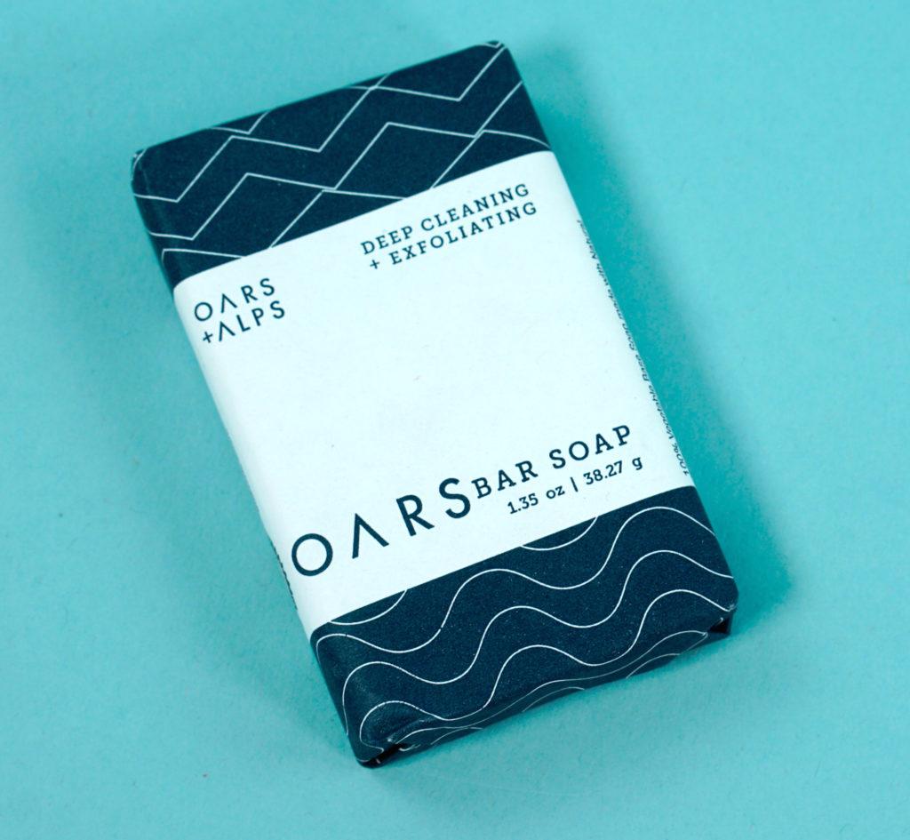Oars + Alps Soap
