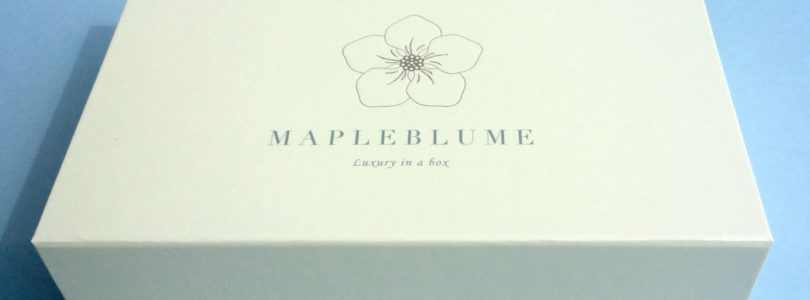Mapleblume Review