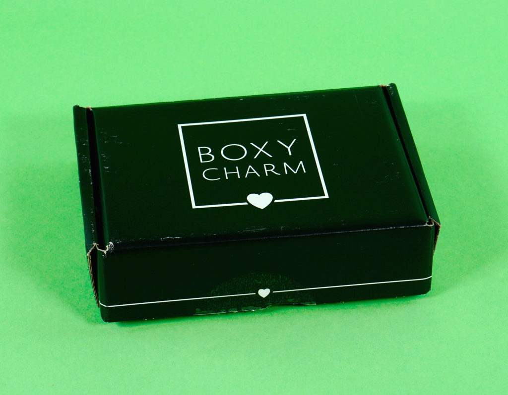 BoxyCharm August 2019 Review