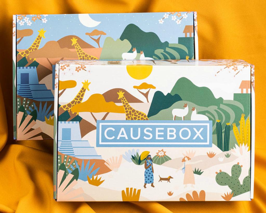 Causebox Fall 2019 Box Spoilers