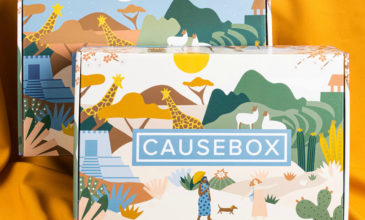 Causebox Fall 2019 Box Spoilers