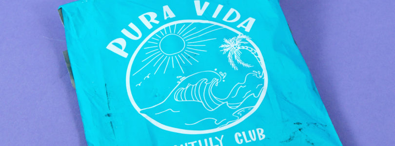 Pura Vida Bracelets Club August 2019 Review