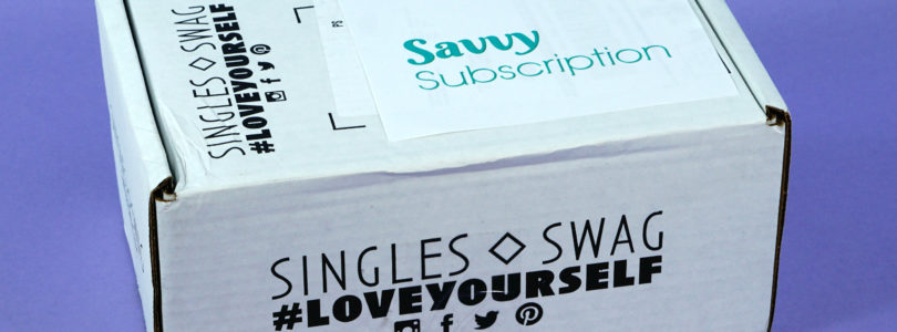 SinglesSwag August 2019 Review