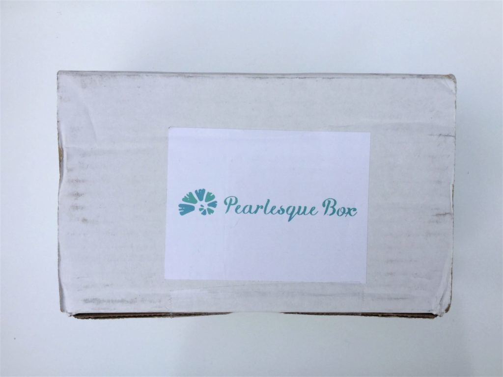Pearlesque Box Review