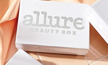 Allure Beauty Box Spoilers