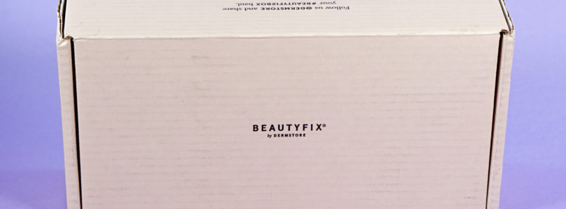 BeautyFix September 2019 Review