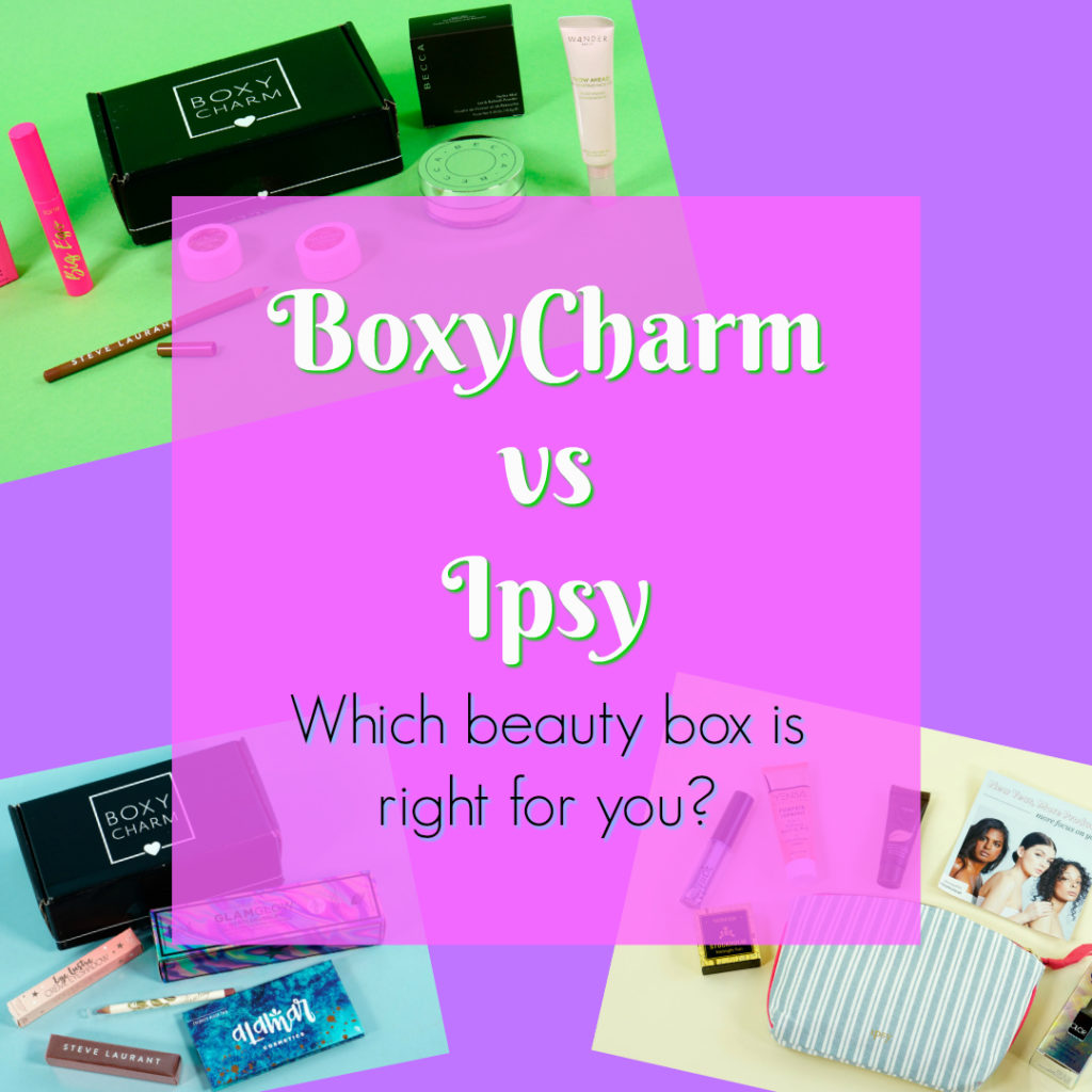 BoxyCharm vs Ipsy