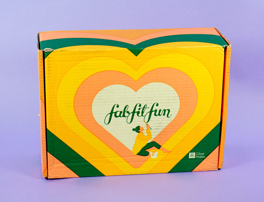 FabFitFun Fall 2019 Box Review