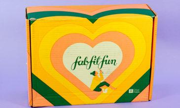 FabFitFun Fall 2019 Box Review