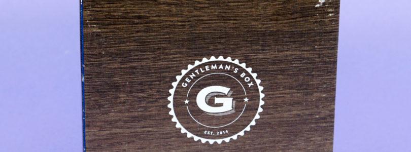 Gentleman's Box September 2019 Review