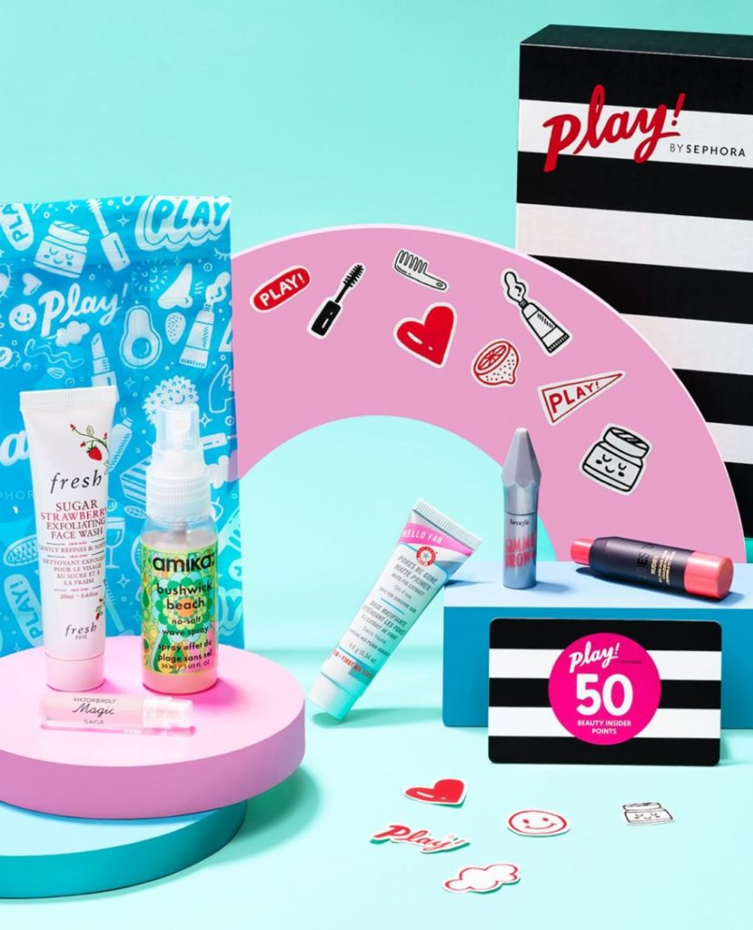 Play by Sephora September 2019 spoilers