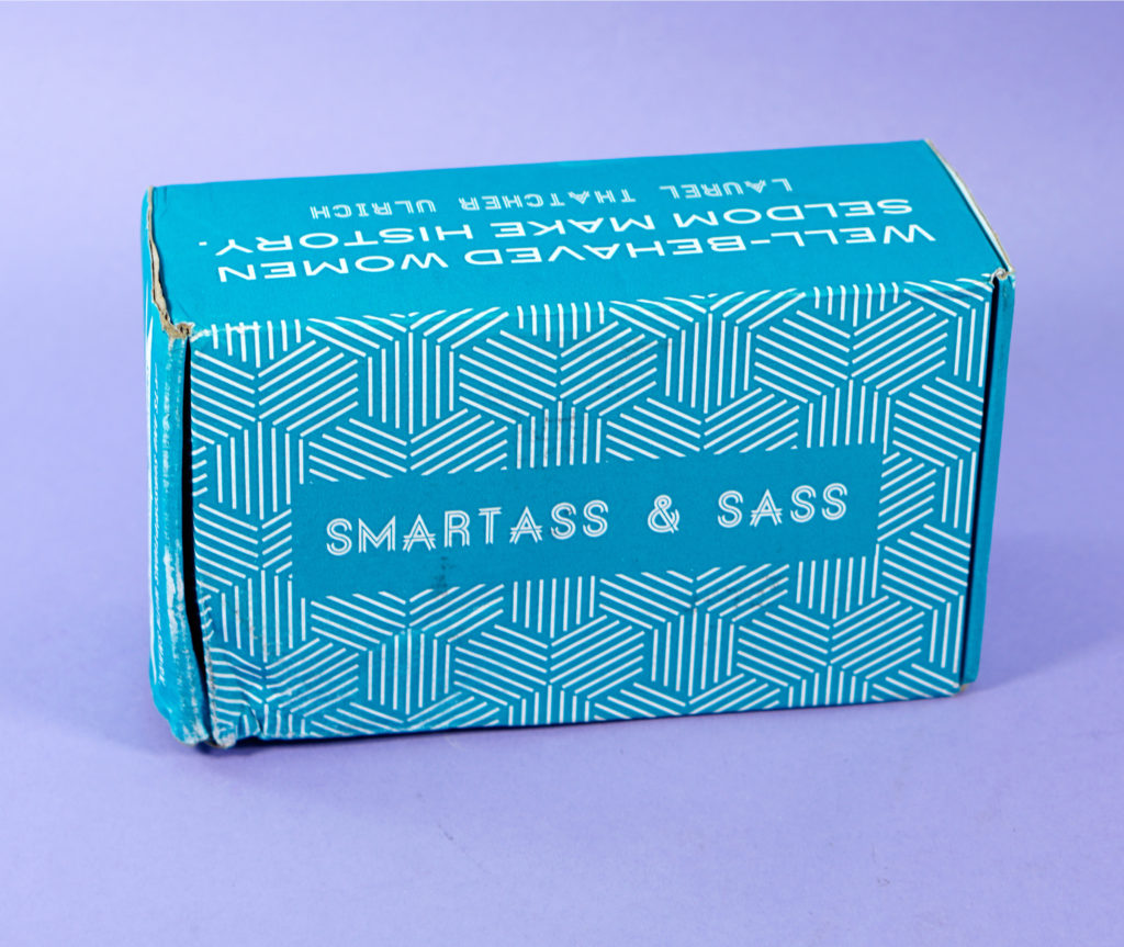 Smartass And Sass September 2019 Review