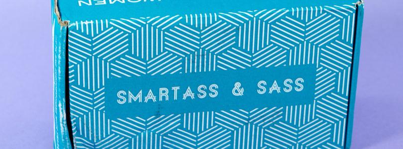 Smartass And Sass September 2019 Review