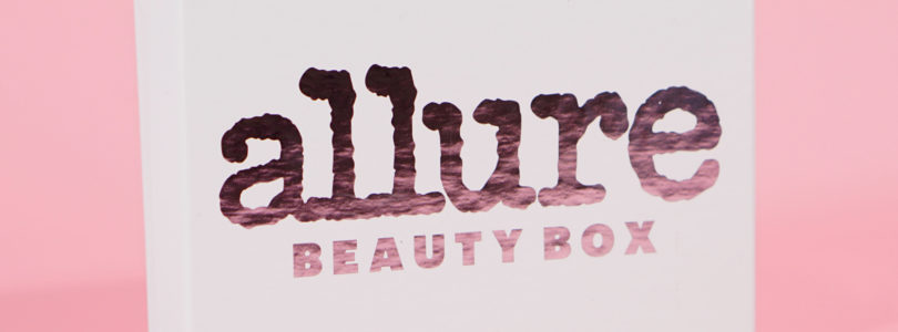 Allure Beauty Box October 2019 Review