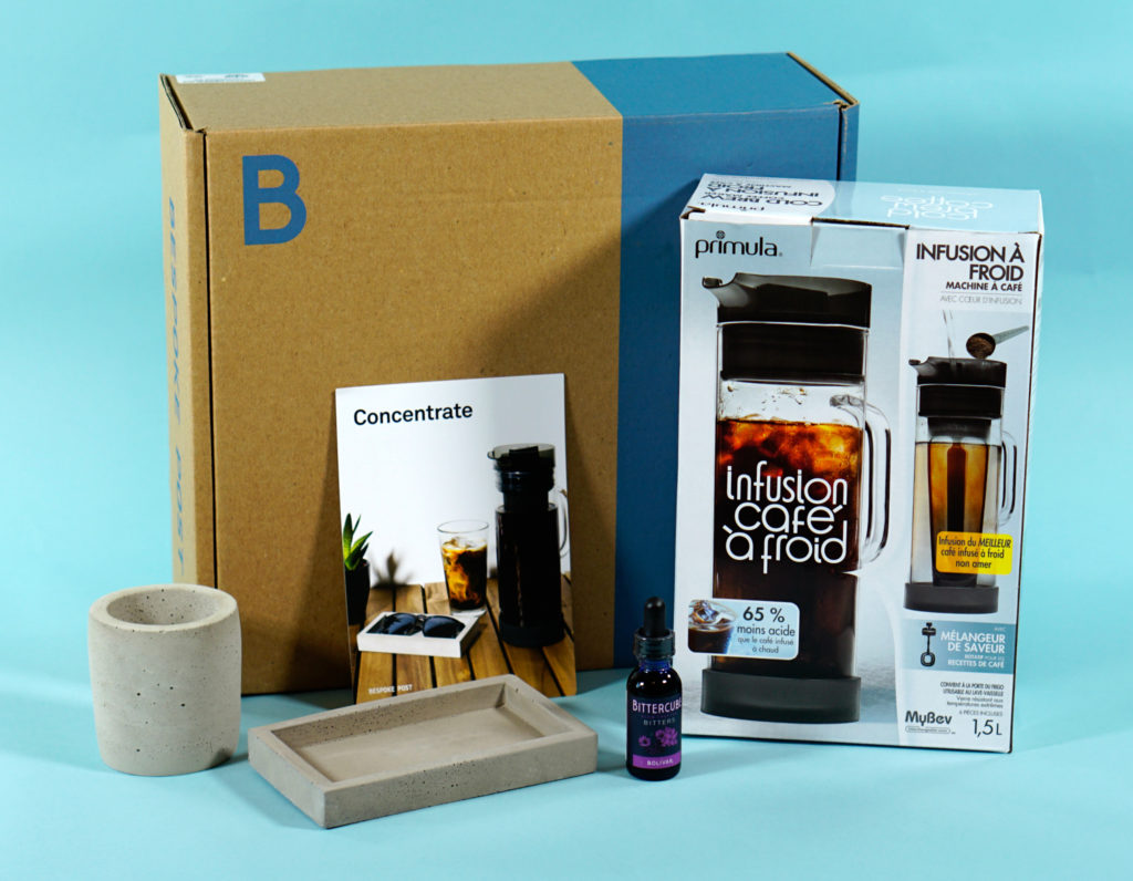 Bespoke Post Concentration Box Review