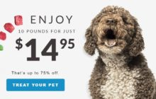 *FEATURED DEAL* Darwin's Natural Pet Products Coupon – Get Your First Box For Just $14.95!