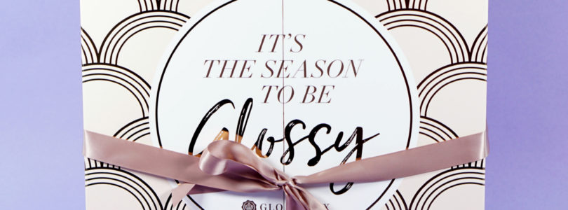 GlossyBox 2019 Advent Calendar Review