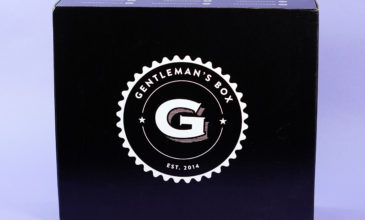 Gentleman's Box Premium Fall 2019 Review