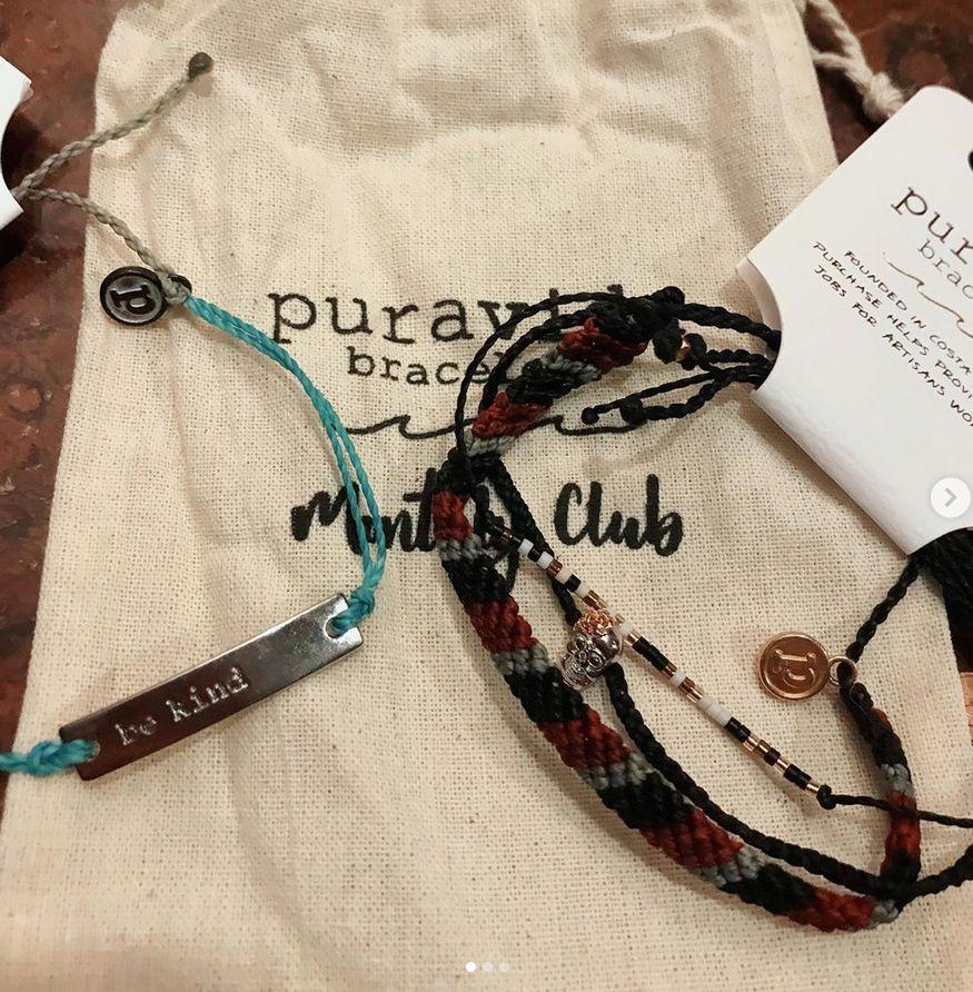 Pura Vida Bracelets Club October 2019 Spoilers