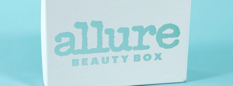 Allure Beauty Box Review + Coupon – November 2019