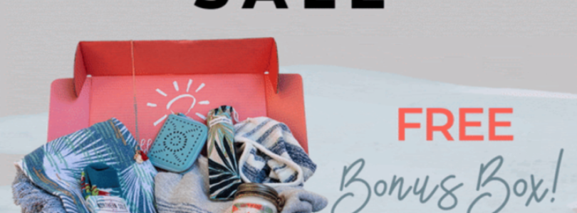 Beachly Black Friday Deal – Get A FREE Bonus Box!!