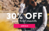 Ellie Black Friday Deal – Get 30% Off Your First Month!