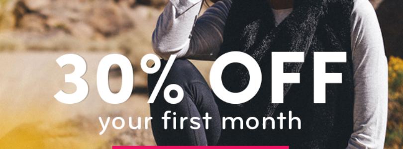 Ellie Black Friday Deal – Get 30% Off Your First Month!
